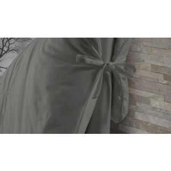 Letto Matrimoniale Fiocco in Ecopelle o tessuto
