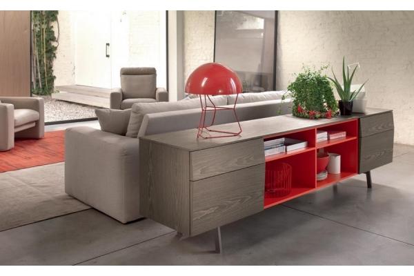 Madia Amsterdam di Bontempi un elegante mobile per il tuo soggiorno