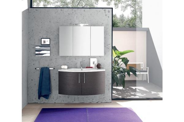 Mobile bagno arco kios elegante e moderno - Bagno elegante moderno ...
