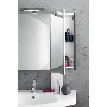 Mobile da bagno Arco di Kios in effetto legno elegante e moderno