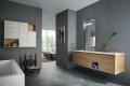 Mobile da bagno Pandora di Kios in effetto legno elegante e moderno