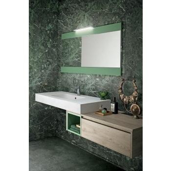 Mobile da bagno Pandora di Kios in legno elegante e moderno