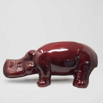 Scultura Hippo big di Adriani&Rossi