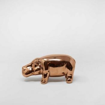 Scultura Hippo mini di Adriani&Rossi