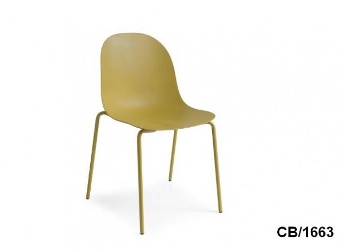 Sedia Academy CB/1663 di Connubia Calligaris