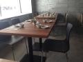 Sedia Alice Chair 4 gambe impilabile in polipropilene di Scab Design