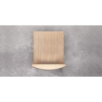 Sedia Brera 380 di Pedrali in legno massello