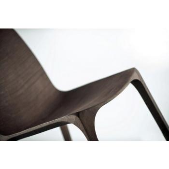 Sedia in legno rovere Frida 752 di Pedrali
