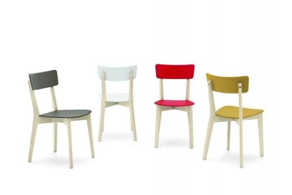Arredamento pari rimini sedie tavoli divano a letto for Sedie legno calligaris