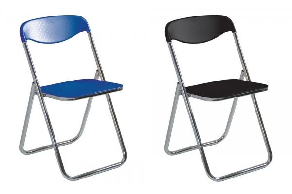 Sedie In Plastica Pieghevoli.Sedie Pieghevoli In Plastica O Legno Con Struttura In Metallo