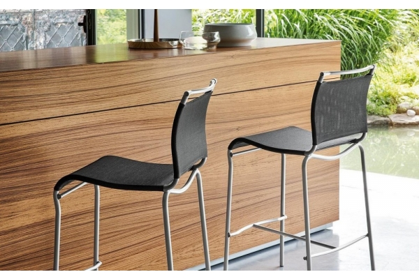 Sgabello Air di Connubia by Calligaris