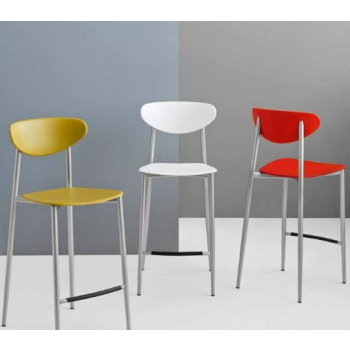 Sgabello Graffiti di Connubia Calligaris CB/1437