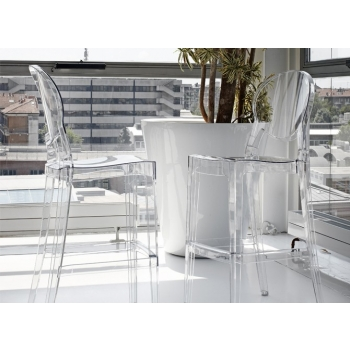 Sgabello Igloo h 65 di Scab Design