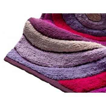 Tappeto da bagno Drops in cotone di Cipì