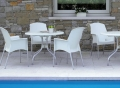 Tavolino da bar Ribalto di Scab Design