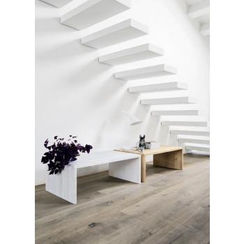 Tavolino da caffè della linea Easy di Altacorte in legno di abete