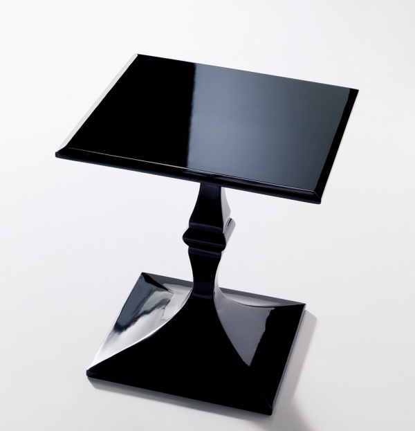 Tavolini Da Salotto Moderni Bontempi.Tavolino Da Salotto Daki Di Bontempi In Poliuretano Laccato Lucido