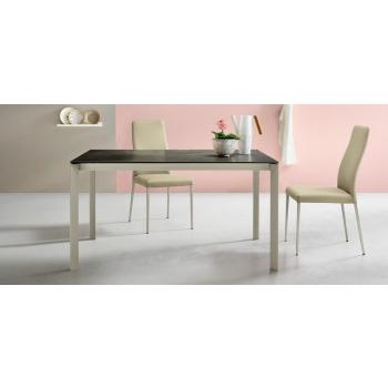 Tavolo allungabile cm 120 Klass di Midj