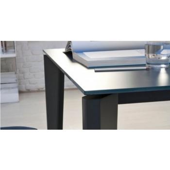 Tavolo allungabile Diamante 140 di Midj