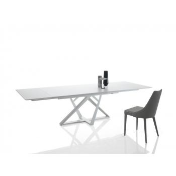Tavolo allungabile Millennium di Bontempi da cm 160