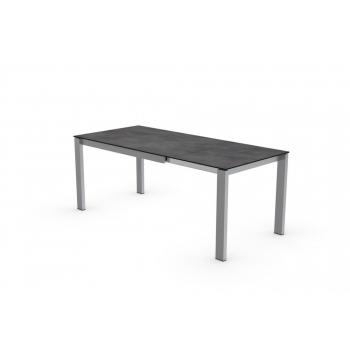 Tavolo Baron 160 di Calligaris con piano vetro o ceramica