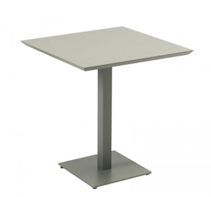 Tavolo da giardino in metallo Mogan di Vermobil