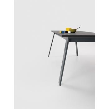 Tavolo allungabile da cucina funzionale ed economico Delta Plus di ...