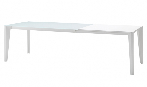 Tavolo Diamante 120 di Midj allungabile