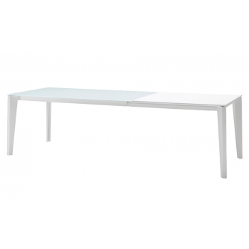 Tavolo Diamante 190 di Midj allungabile
