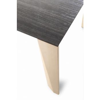 Tavolo Maxim 182 allungabile di Domitalia