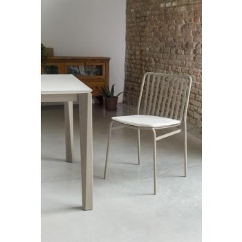 Tavolo rettangolare allungabile cm 180 Prisma di Ingenia Bontempi