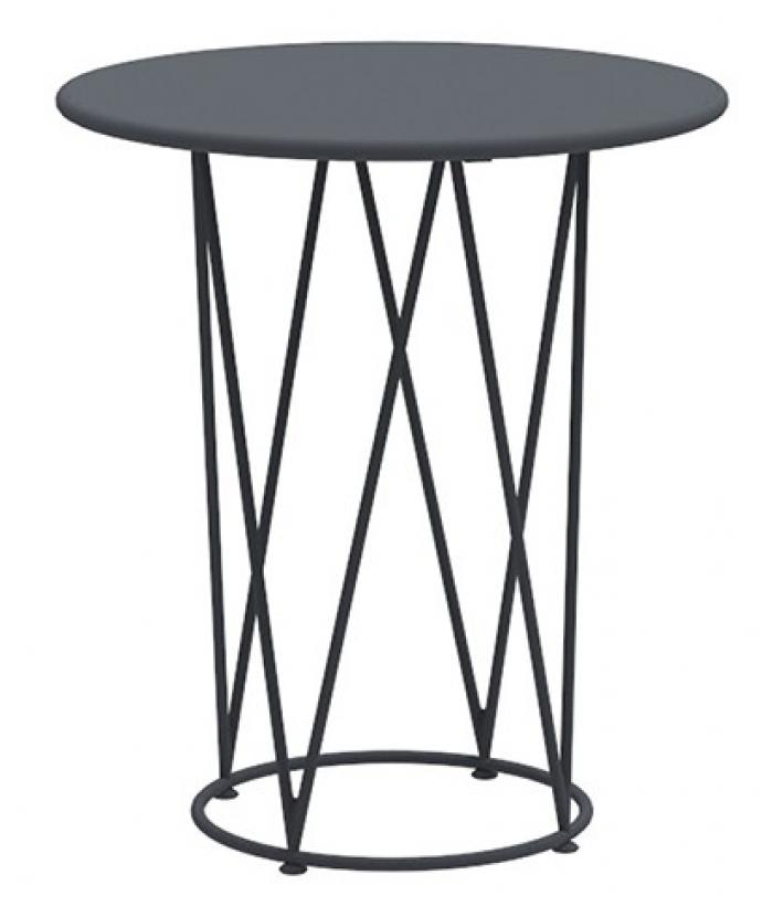 Tavolo Rotondo Per Esterno.Vermobil Tavolo Desiree Tavolini Arredamento Pari