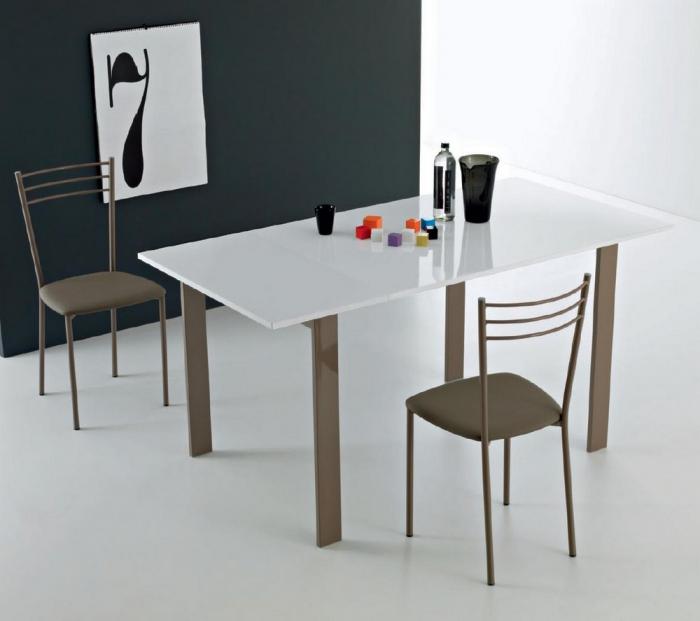 Tavolo Simple allungabile di Point House