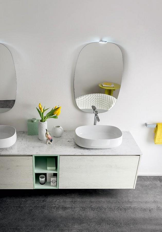 pandora badezimmerschrank von kios elegant und modern