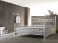Doppelbett aus Schmiedeeisen Cosanto di Cosatto 160