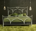 Klimt Schmiedeeisen Doppelbett von Cosatto