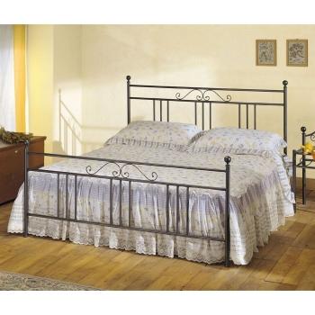 Ines schmiedeeisernes Doppelbett von Cosatto