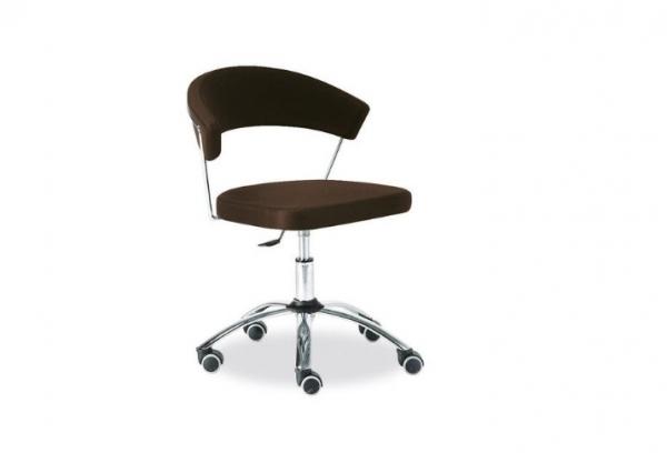 Drehbarer und höhenverstellbarer New York Stuhl von Connubia calligaris