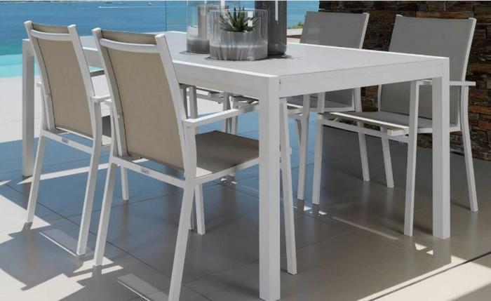Maiorca Stuhl für Innen und Außen von Talenti