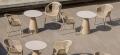 Stapelbarer Stuhl Tatami 306 aus Polypropylen