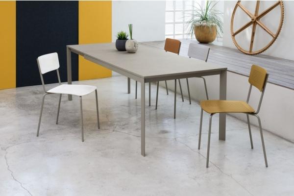 Ausziehbarer Pariser Tisch von Ingenia Bontempi