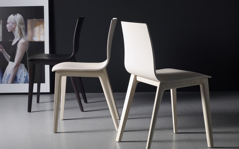 Scab Design Outlet.Smilla Wooden Chair By Scab Design