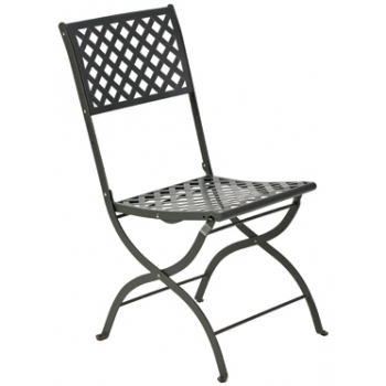Folding chair of Vermobil Springtime line for outdoor