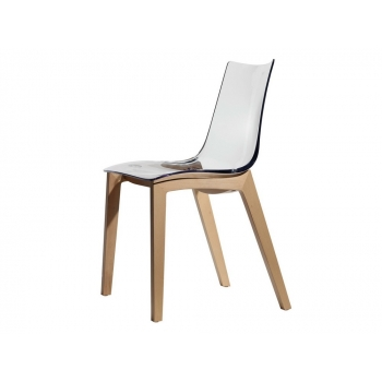 Chair Natural Zebra Antishock Scab Design
