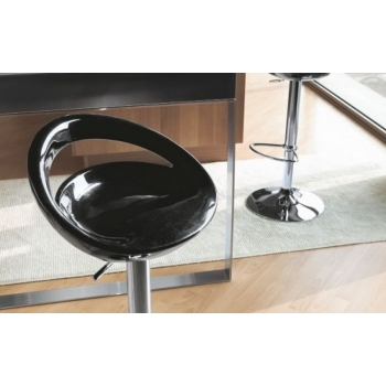 Stool Zoe Ingenia Bontempi swivel and adjustable in height