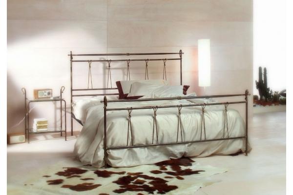 Anna bed wrought iron cosatto