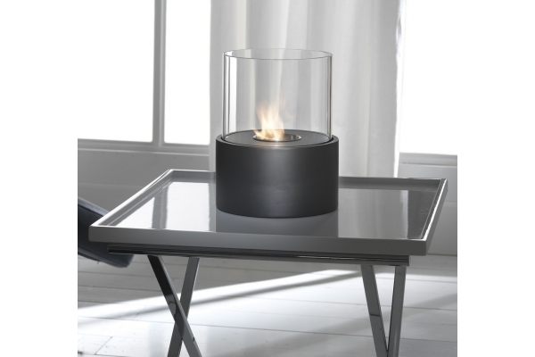 Biotanolo table fireplace from the Stones company