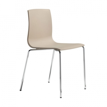 Scab Design Chair Alice Chair 4 legs stackable polypropylene