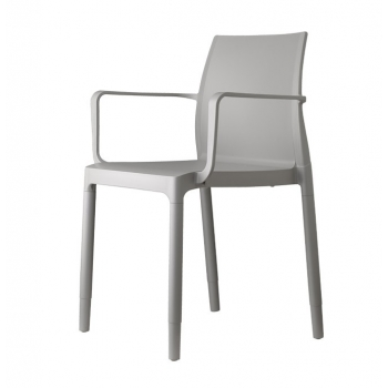 Choe chair Trend Mon Amour with Scab Design armrests