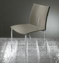 Lyra chair of Ingenia Bontempi stackable